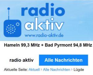 Stream radio aktiv